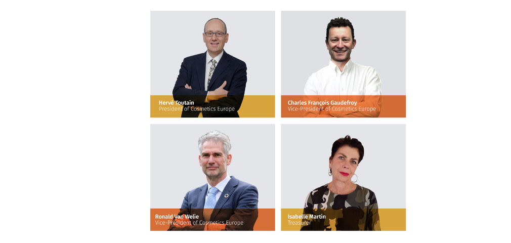 Cosmetics Europe appoints New President and Executive Team