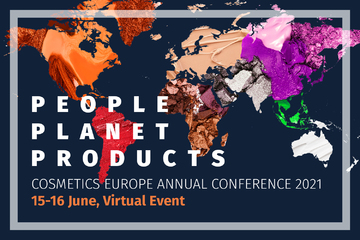 Cosmetics Europe Annual Conference 2021 opens its virtual doors today