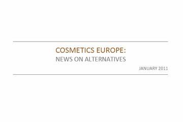 AAT Newsletter on Alternatives January 2011