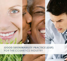 Good sustainability practice for the cosmetics industry