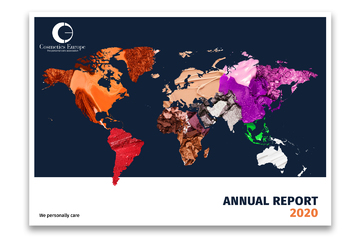Cosmetics Europe Activity Report 2020