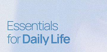 "Cosmetics Europe launches ""Essentials for Daily Life"" film series produced by BBC StoryWorks"