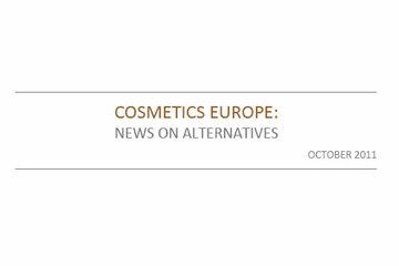 AAT Newsletter on Alternatives October 2011