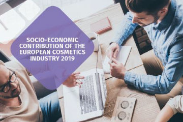 Read the Cosmetics Europe socio-economic contribution report 2019