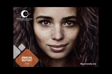 Cosmetics Europe Activity Report 2016