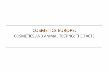 Cosmetics and Animal Testing - the Facts